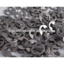 Anel circlip de aço inoxidável din6799, circlip personalizado DIN471 circlips externos