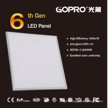 New design Square 600*600 45W Narrow LED Panel