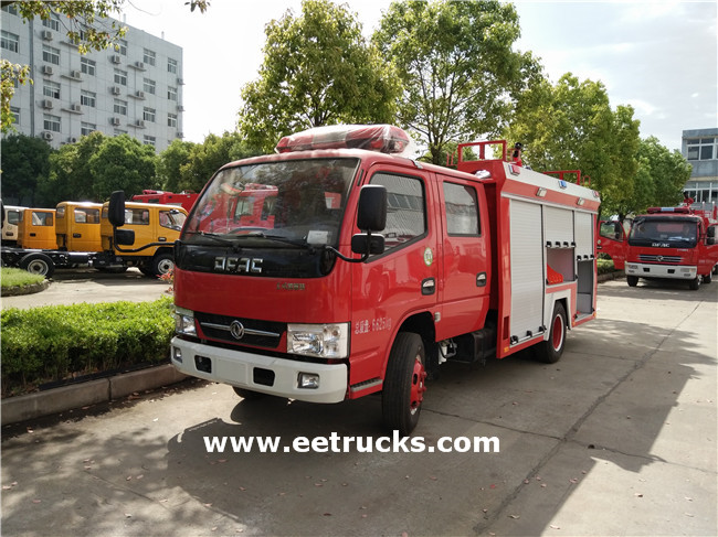Dongfeng 25000 Litres Water Tanker Fire Trucks