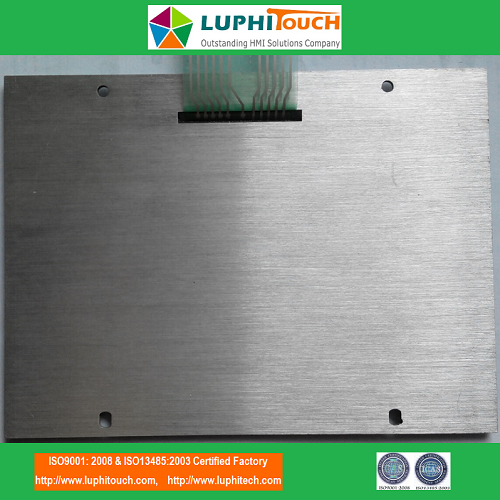 Stainless Steel Backer Membrane Keypad