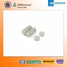 D12 * 6mm N42 Neodym-Magnet