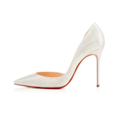 Fashion Pointed Toes High Heel Women Shoes (HS07-12)