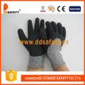 Cut Resistance Glove Foam Latex Coating Safety Gloves -Dcr430
