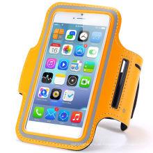 para iPhone 6 brazalete, brazalete deportivo para funda de iPhone