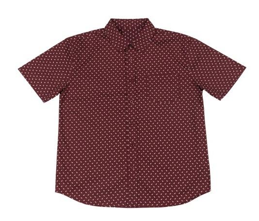 Regular Fit Button Bup Shirt