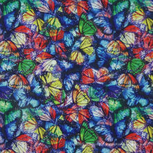 Oxford 600d Flower Printing Polyester Fabric (KL-21)