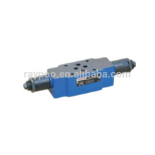 huade ZDB6 type relief sandwich valve for digging machine