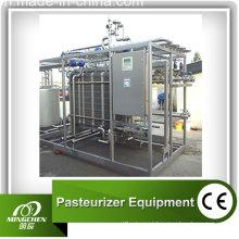 Esterilizador Uht tubular totalmente automático para leite