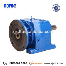 R series helical gearbox reductor requivalent SEW