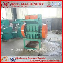 Ligne de machine de concassage en plastique recyclé / projet WPC clé en main