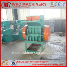 recycled plastic crushing machine line/ WPC turnkey project