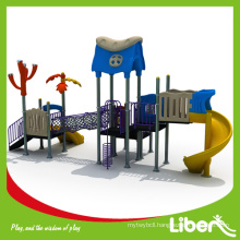Cheap School Used Children Outdoor Play Equipment for Optional Free Design