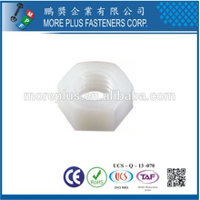 Made in Taiwan PP Nylon Plastic Nut