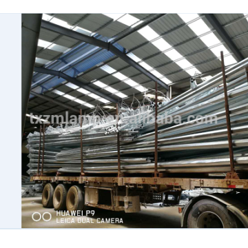 Factory best service e40 aluminium led street light body