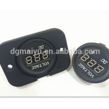 Voltmeter Voltage Meter for Boat/RV/Car/Motorcycle (MAI YU)