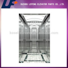 Малый машинный зал пассажирский лифт