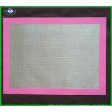 Estera de alta calidad de la hornada del silicón