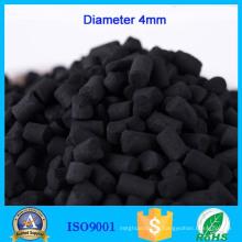 Колонка на основе очистки дымовых газов угольных активированный уголь