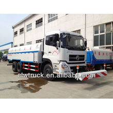 DongFeng TianLong high-pressure cleaning truck