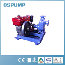 ZX 90kw diesel engine self-priming pump