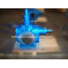 Pompe à engrenages d'huile à combustible approuvée par la CE YCB50
