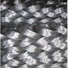 Galvanzied fio de ferro (galvanzied e PVC revestido)