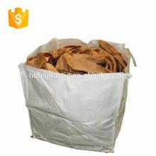 Conteneurs de sacs en vrac de 2 tonnes pour le bois de chauffage