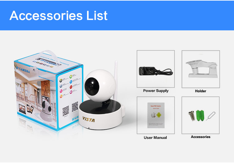 home wifi ip camera