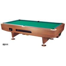 Бильярдный стол с монетным управлением (COT-015)