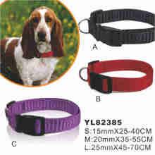 Nylon Pet Collars for Dogs, Custom Dog Collar (YL82385)
