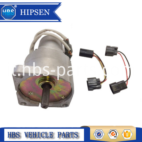 Excavator Electronic Stepping Throttle Motor