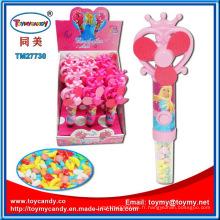 Bonbons jouet chaud drôle Mini ventilateur avec batterie pour enfants
