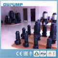 1 inch 80 mm free passage electrical submersible pump for sewage WQ/QW pump for waste water
