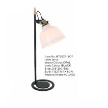 Moderna lectura y studing lámpara de mesa de metal (MT8021-1OP)