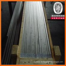 304 Edelstahl ausgefülltes Quadrat Bar mit Top-Qualität
