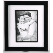 Черный классический 10x15cm пластиковые фото рамка