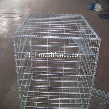 Welded-gabion-box