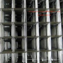 Сваренные панели стальной сетки на бетонное здание арматурного