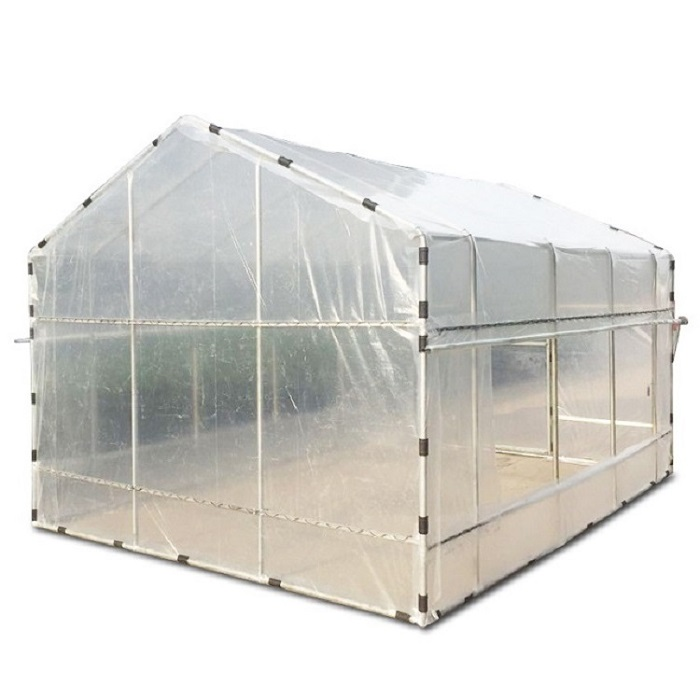 Agricultural Plastic Garden Walk-in Greenhouse