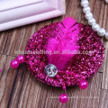fashion new designs hat shaped colorful cute baby hair clips, hairclips