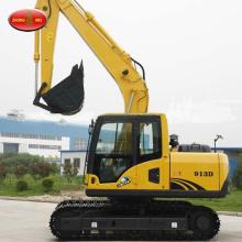 13 Tonne Heavy Construction Hydraulic Crawler Excavator