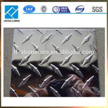 Aluminio Número de hoja Placa metálica de techo 5052 5083 H12 H24 H112