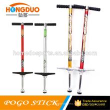 safe pogo stick/bar design for adult toy stilts