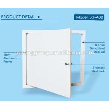 Dekorative Stahldecke Access Panel