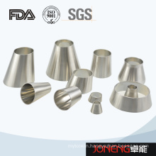 Stainless Steel Food Processing Welded Reducer Pipe Fitting (JN-FT3003)