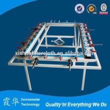 Equipos para la fabricación de malla de pantalla de carrusel