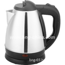Travel Kettle with Boil Dry Protection