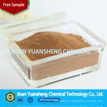 Sel en céramique de liant en céramique d'agent auxiliaire d'acide lignosulfonique