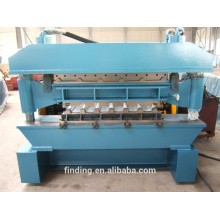 Double-Layer-Dachplatte roll Umformmaschine