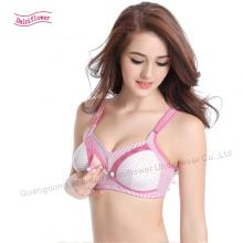 9974 Wholesale young women without steel bra underwear